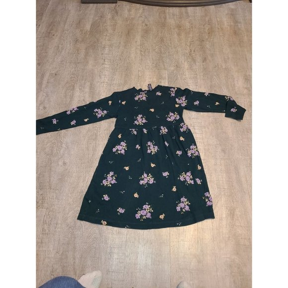Girls long sleeve dress size xl